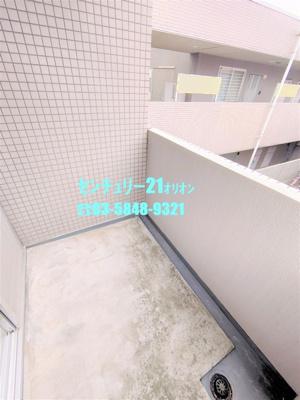 【バルコニー】アトリウム白鷺(シラサギ)