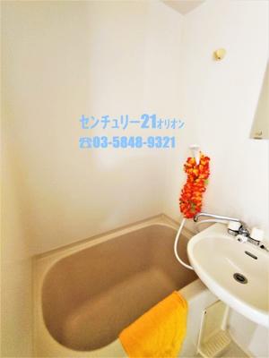 【浴室】菱和(リョウワ)パレス都立家政