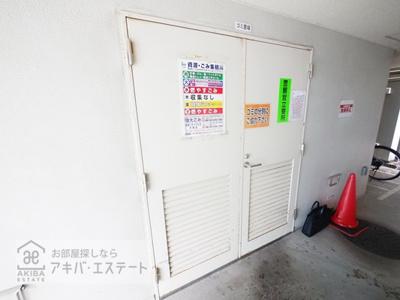 【その他共用部分】プレール・ドゥーク西大島駅前
