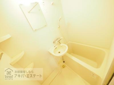 【浴室】プレール・ドゥーク西大島駅前