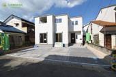 鴻巣市神明 第3 新築一戸建て リーブルガーデン 01の画像