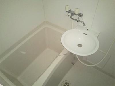【浴室】レオパレスアドミラブールⅡ