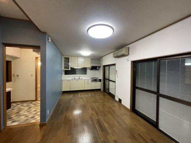 曽屋テラスハウス
