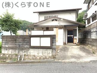 【外観】姫路市夢前町菅生澗 貸家