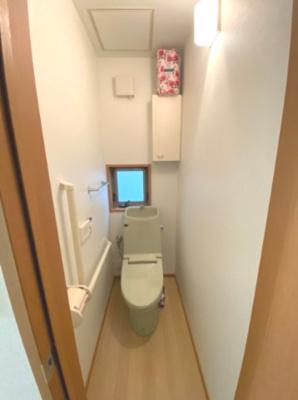 【トイレ】中京区岩上町
