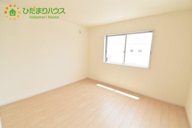 【寝室】見沼区上山口新田 新築一戸建て リーブルガーデン 06