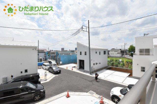 【展望】見沼区上山口新田 新築一戸建て リーブルガーデン 06