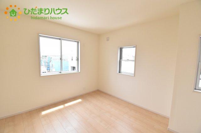 【子供部屋】見沼区上山口新田 新築一戸建て リーブルガーデン 06