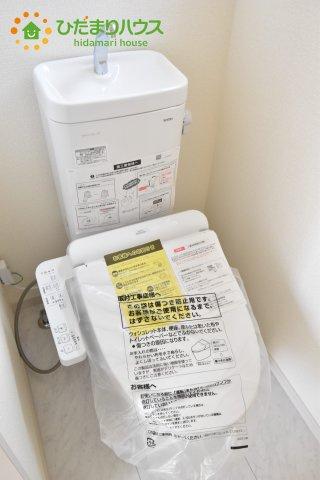 【トイレ】見沼区上山口新田 新築一戸建て リーブルガーデン 06