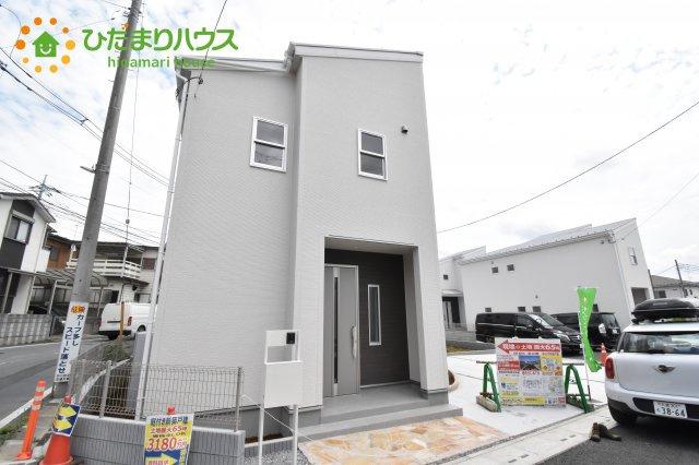 【外観】見沼区上山口新田 新築一戸建て リーブルガーデン 06