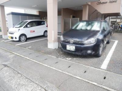 【駐車場】サンピュア hitomi