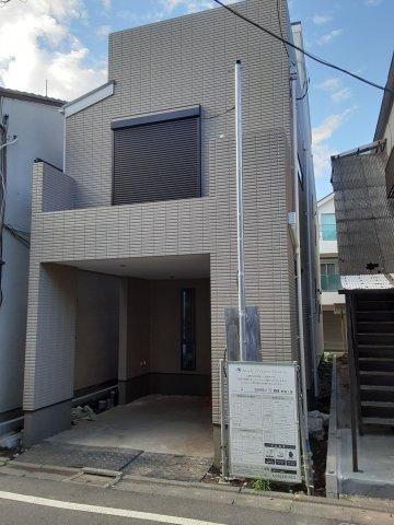 【外観】南4.5m公道、小田急線『千歳船橋』駅徒歩6分!