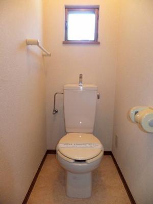 【トイレ】ガーデンコート
