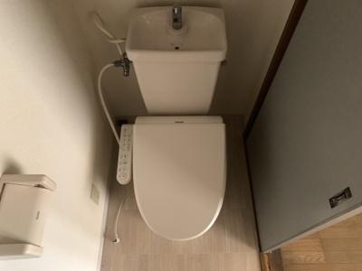 【トイレ】ルポール池端
