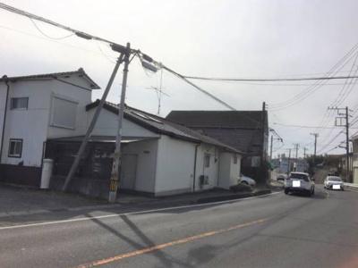 【前面道路含む現地写真】東成沢町3丁目 売地