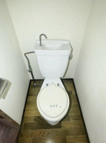 【トイレ】サンファミリア壇之浦