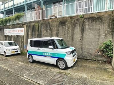【駐車場】サンファミリア壇之浦