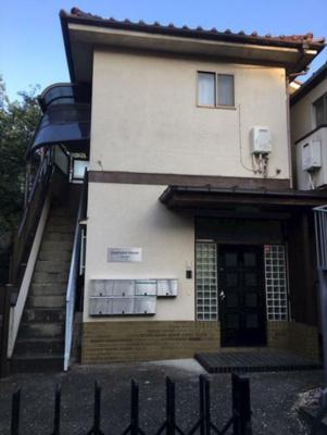 【外観】コートヤードハウス(Courtyard House)