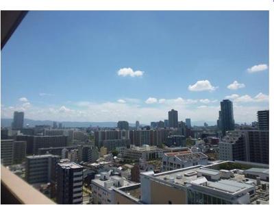 18階からの眺めは最高です!