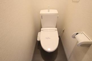 【トイレ】サンティール守口