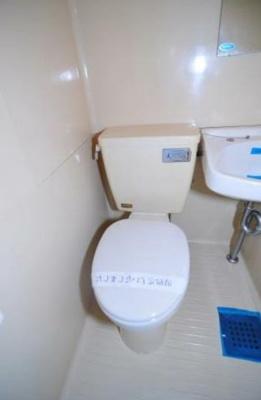 【トイレ】フラット馬込