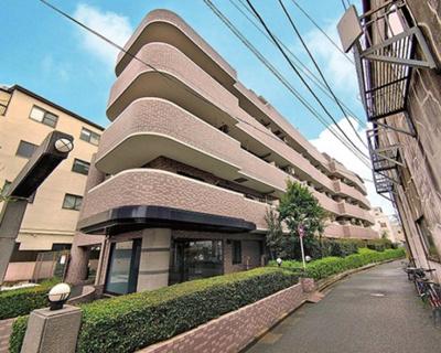 【外観】ナイスアーバン亀戸俵山 3DK 2階 1993年築