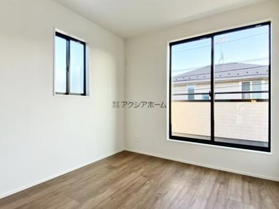 【設備】狭山市富士見2丁目・全1棟 新築一戸建 ~駐車並列2台~