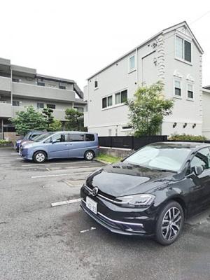 【駐車場】マーブルクレスト五軒家