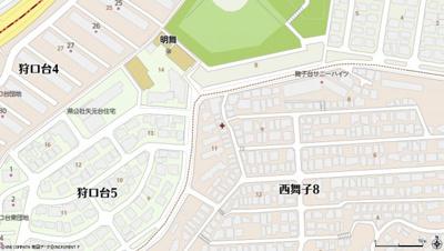 神戸市垂水区西舞子8丁目 売土地