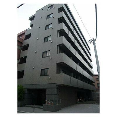 【外観】ルーブル中延弐番館(ルーブルナカノブニバンカン)