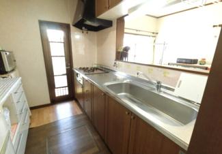 【キッチン】川西市笹部2丁目5の21 中古一戸建て