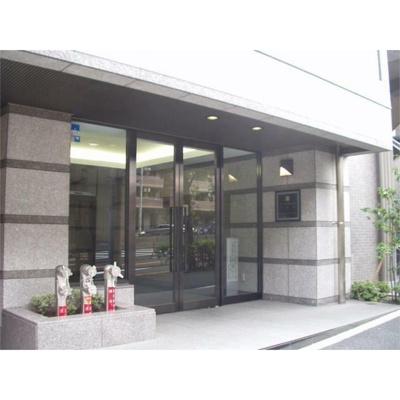 【エントランス】ルーブル西五反田弐番館(ルーブルニシゴタンダニバンカン)