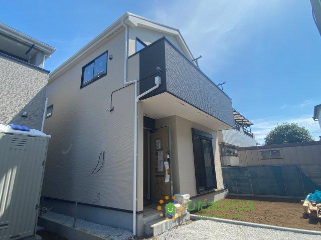 【外観】羽生市北 20⁻1期 新築一戸建て 02 リナージュ