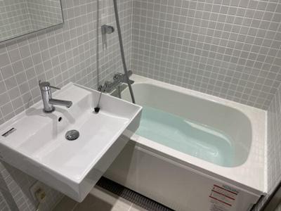【浴室】デ・リード烏丸五条