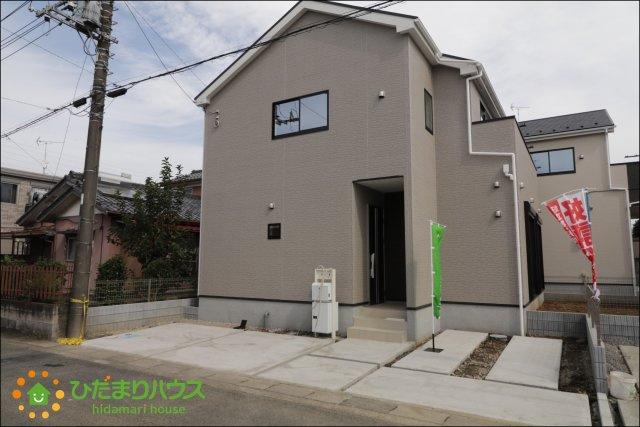 【外観】羽生市北 20-1期 新築一戸建て 01 リナージュ
