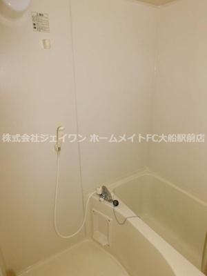 【浴室】ルーデンス鎌倉