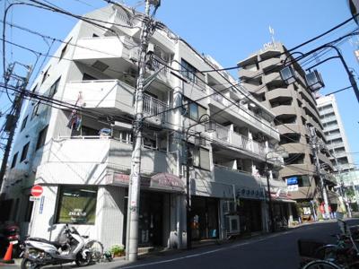 【外観】朝日プラザ北新宿