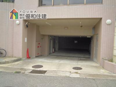 【駐車場】ロイヤルヒルズ舞子