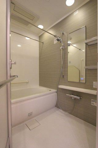 ゆったり過ごせるお風呂です:平日も内覧出来ます♪三郷新築ナビで検索♪