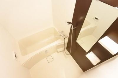 【浴室】フォーリアライズ堺筋本町