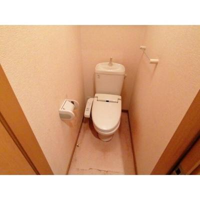【トイレ】ピアチェーレB棟