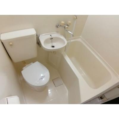 【浴室】ピュアハイツ ナカザワ