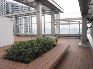 屋上 ベイズ タワー&ガーデン