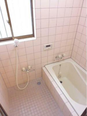 【浴室】馬場様貸家