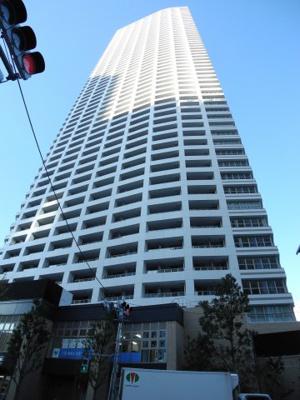 【外観】ザ・パークハウス西新宿タワー60