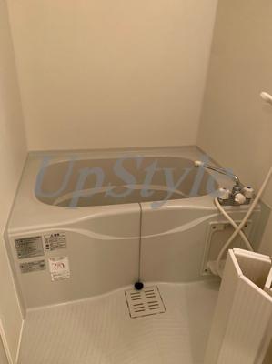 【浴室】ケーエヌハウス五反野B