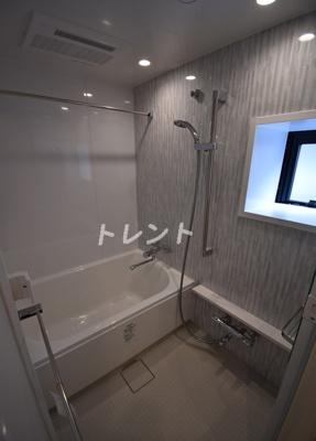 【浴室】アストリア南麻布