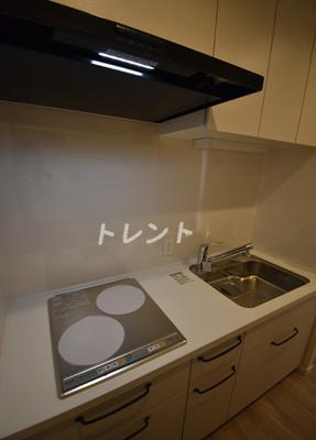 【キッチン】アストリア南麻布