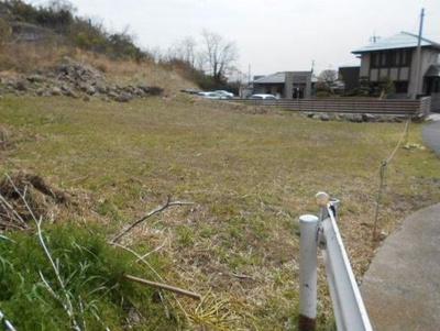 【外観】南高野町 売地