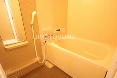 【浴室】フラット・花